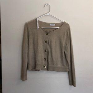 Calvin Klein Jersey Sweater
